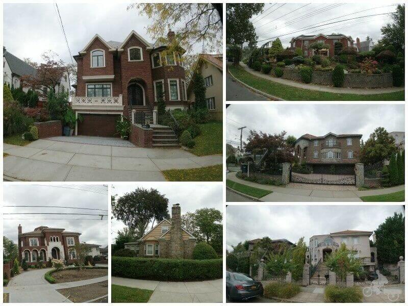 casas en Malba en North Queens - Tour contrastes Nueva York