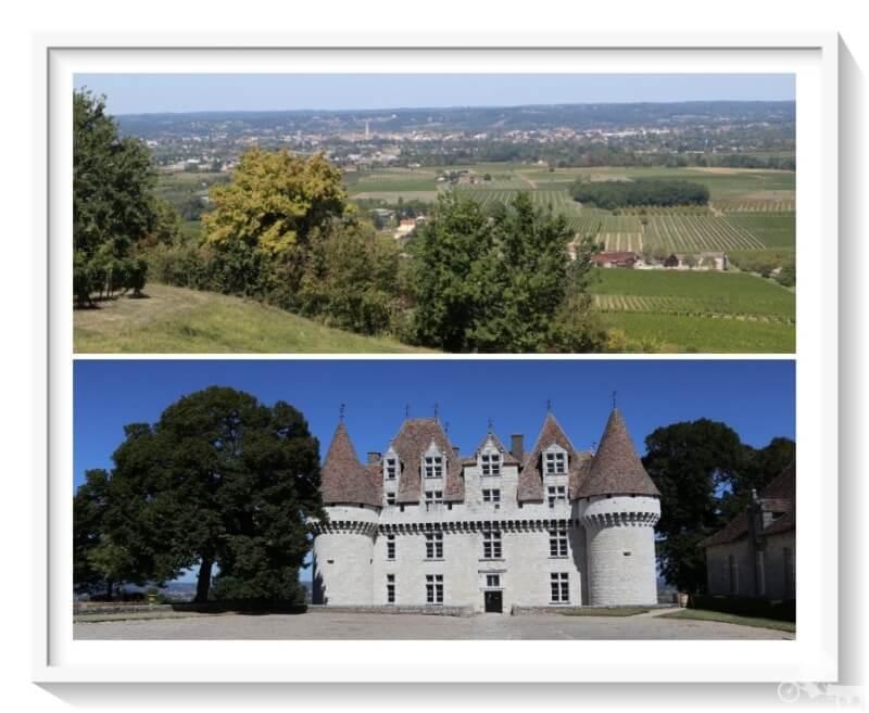 castillo de Monbazillac