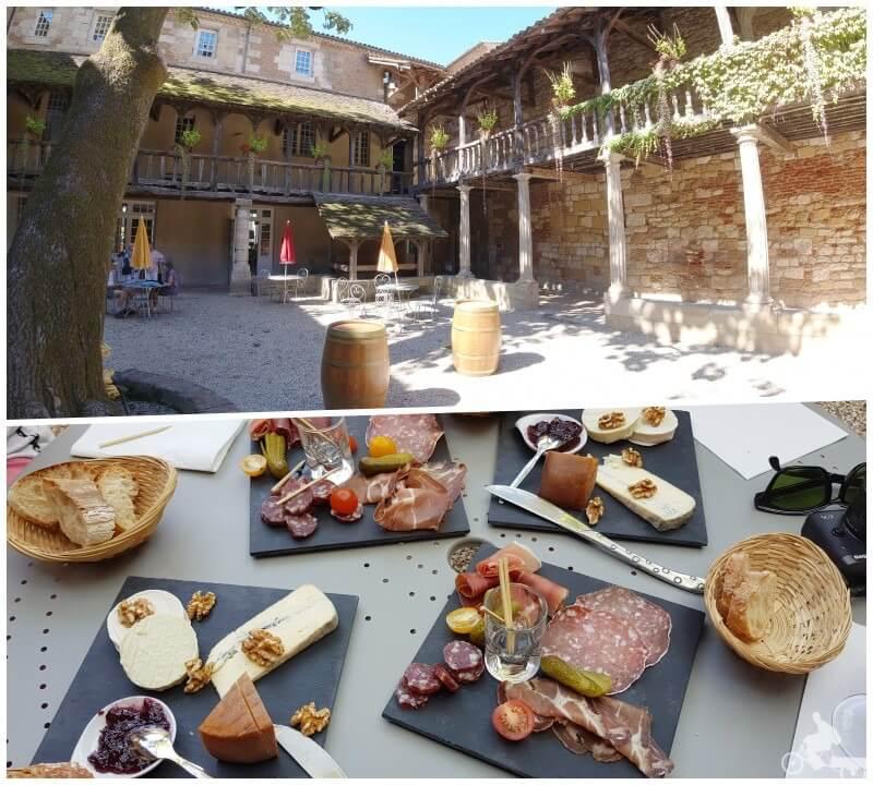 claustro de los Recoletos - Bergerac