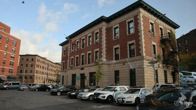 Comisaría 41 distrito apache de Nueva York
