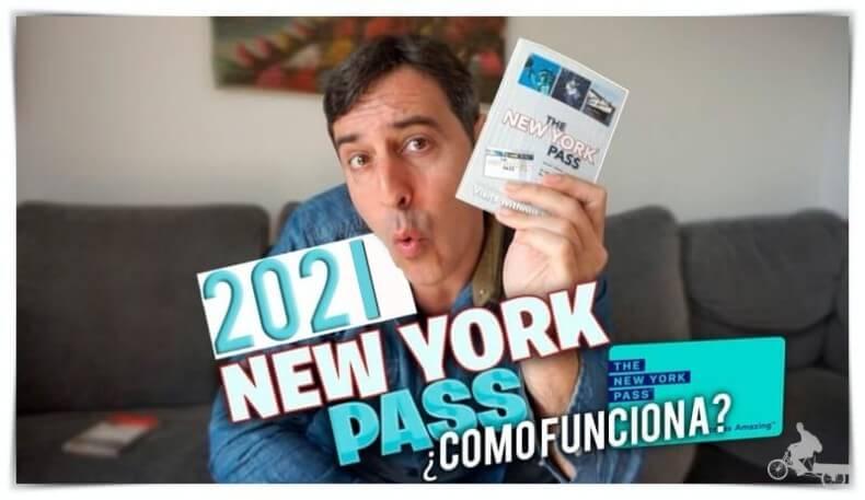 cómo funciona el new york pass