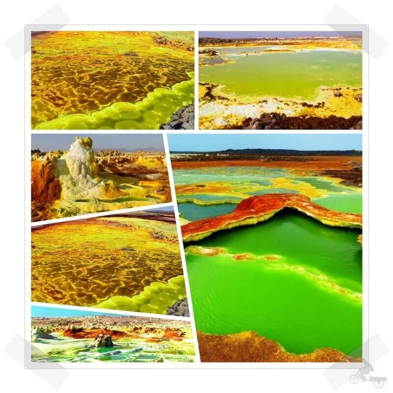 desierto del Danakil que ver en Etiopía