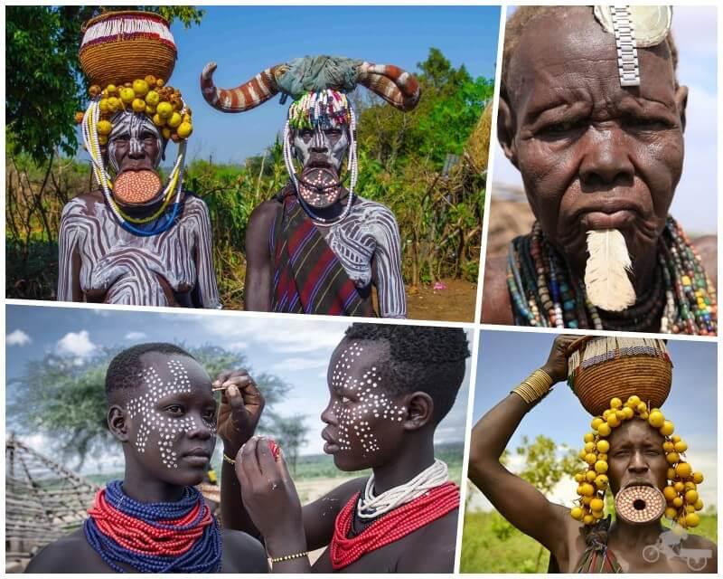 tribus etiopía del sur