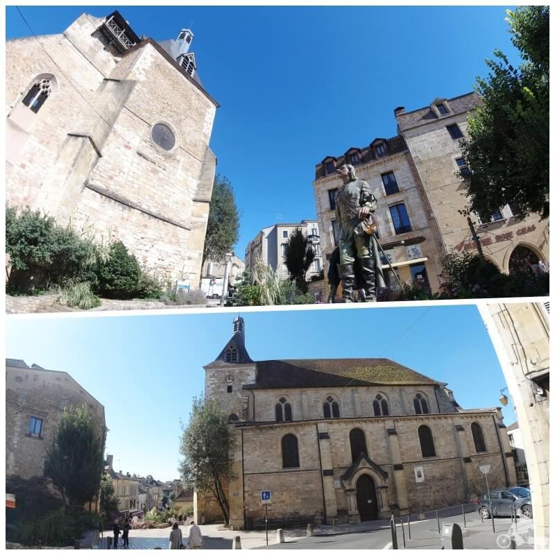 iglesia de Saint Jacques - Bergerac