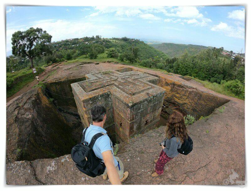 iglesias de Lalibela - qué visitar en etiopía