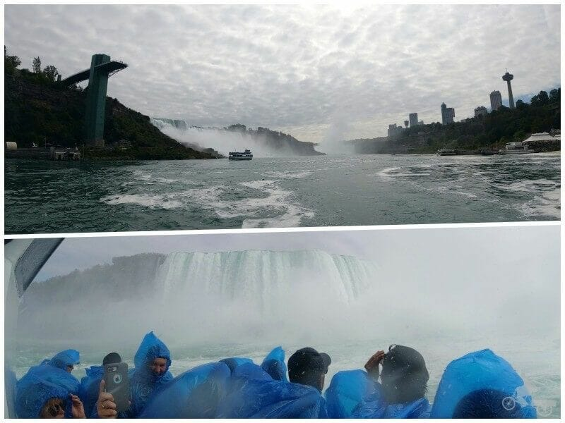maid of mist lado americano