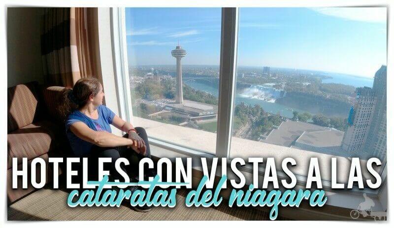 mejores hoteles con vistas de cataratas del niagara