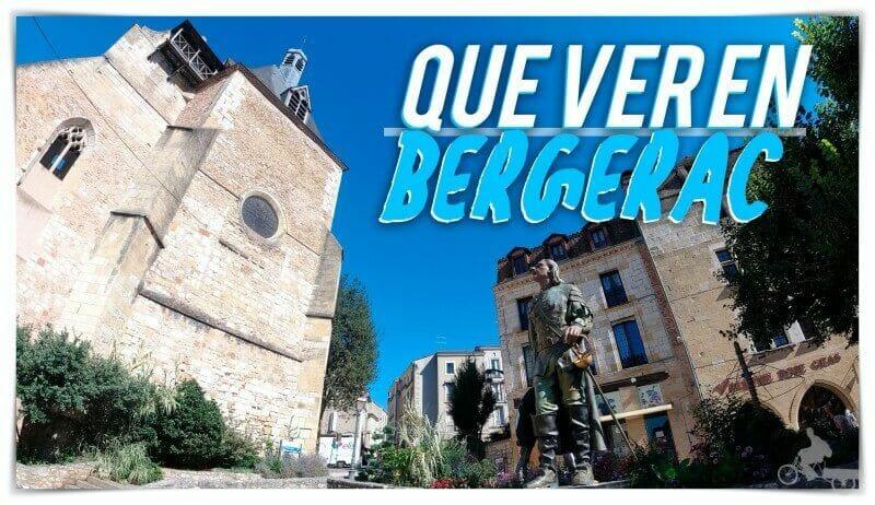 qué ver en Bergerac