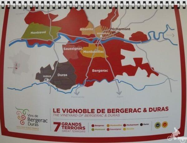 terroirs bergerac vinos