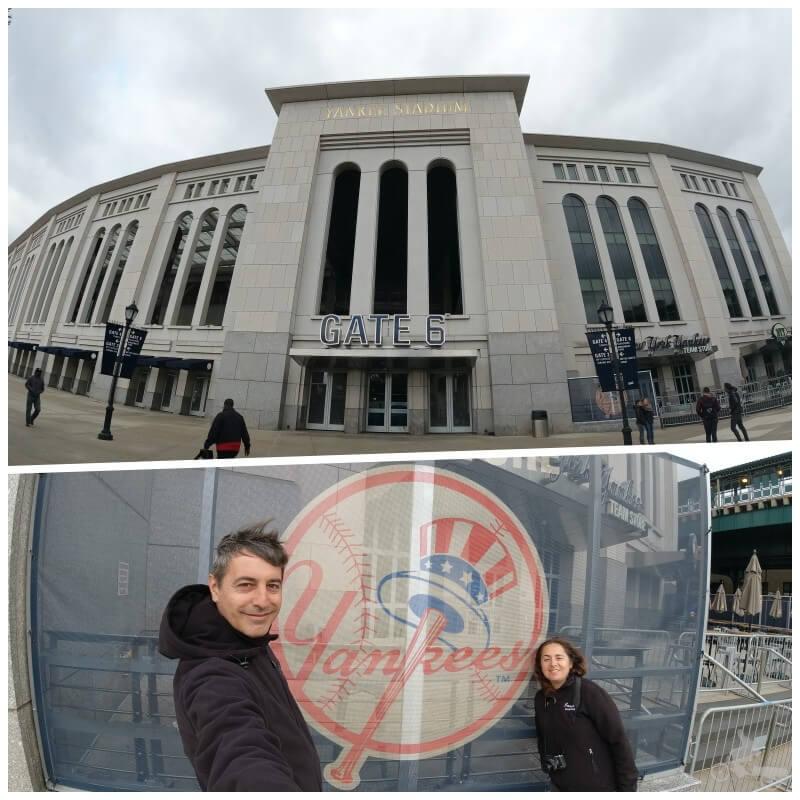 Yankees stadium nueva York