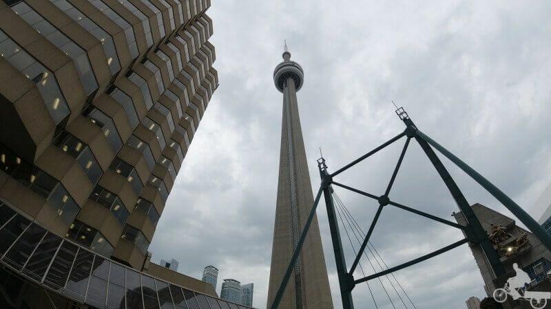 cn tower - qué ver en Toronto en 2 días