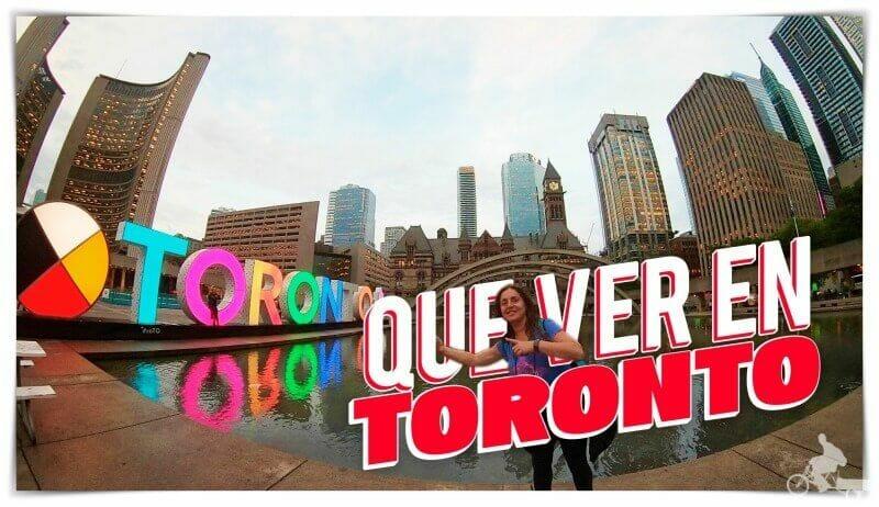 qué ver en Toronto en 2 días