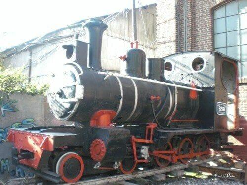 Retiro Museo Ferrocarril