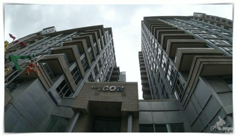 apartamento - donde alojarse en Toronto