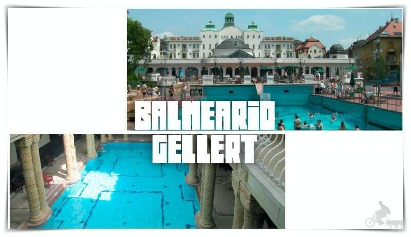 balneario Gellert de Budapest