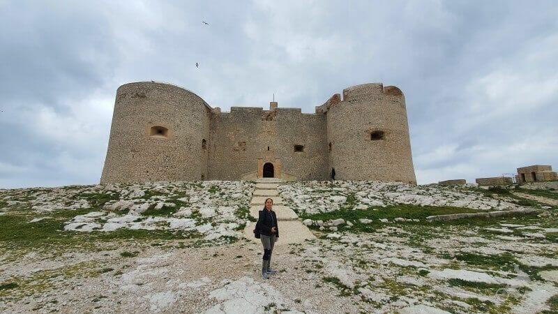 castillo de if marsella