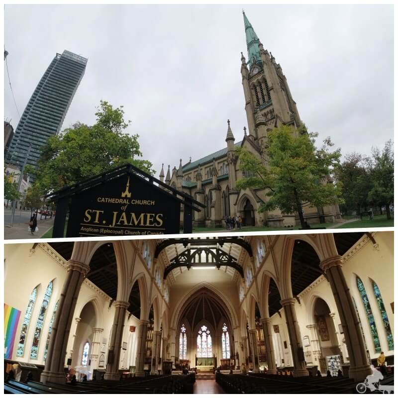catedral st james toronto