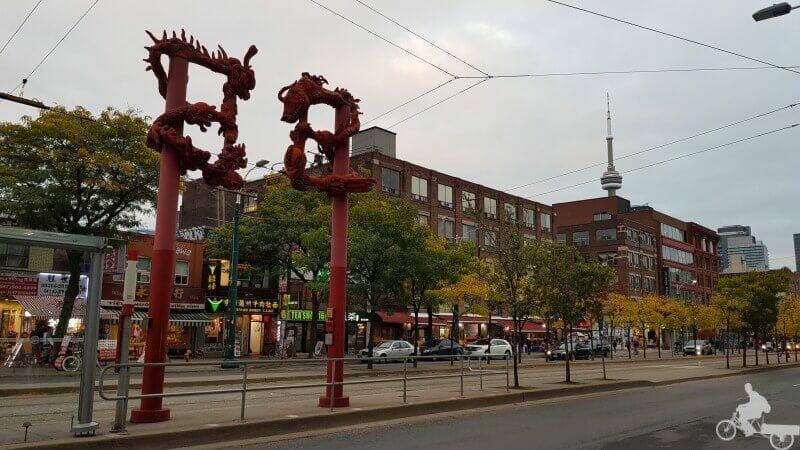 Chinatown - qué ver en Toronto en 2 días