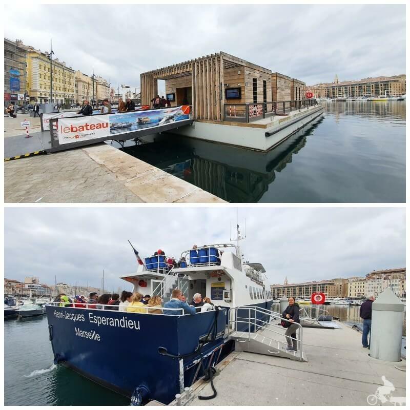 ferry excursion isla de IF