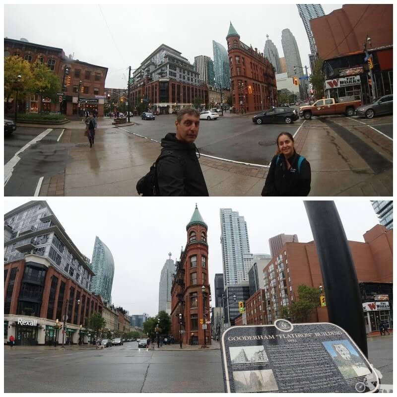 flatiron toronto canada - qué ver en Toronto en 2 días