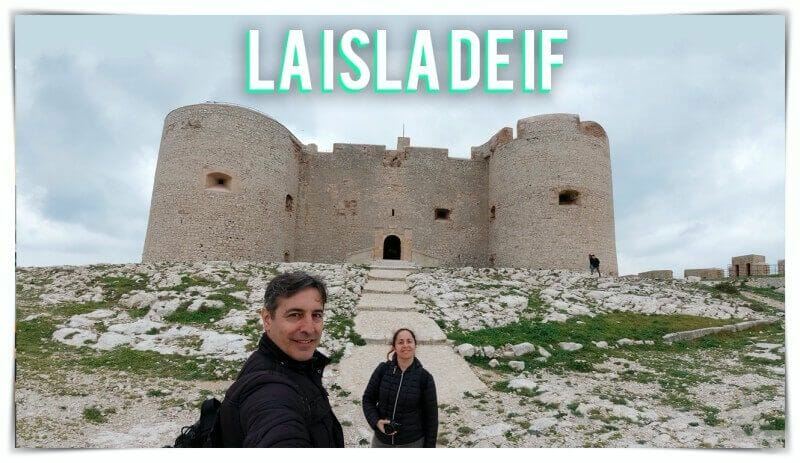 isla de if y castillo