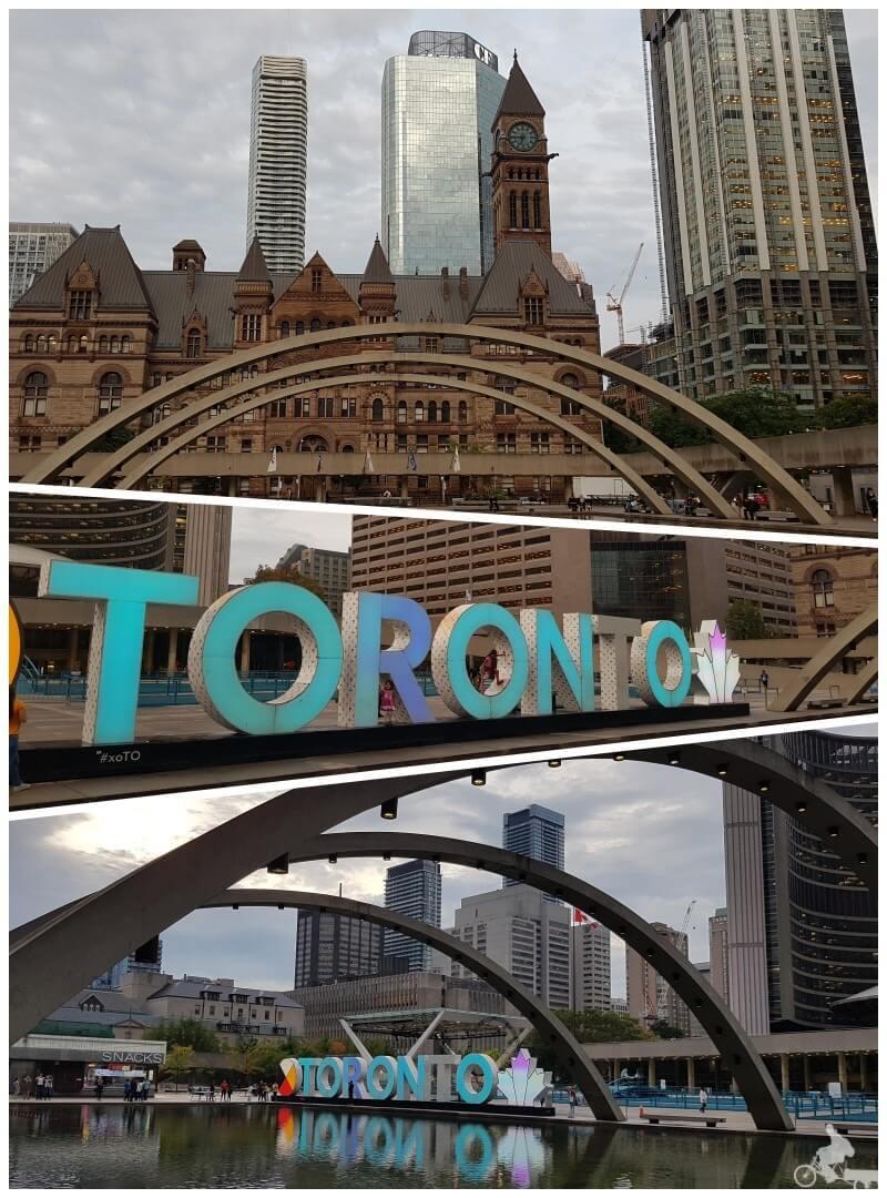plaza ayuntamiento - qué ver en Toronto en 2 días