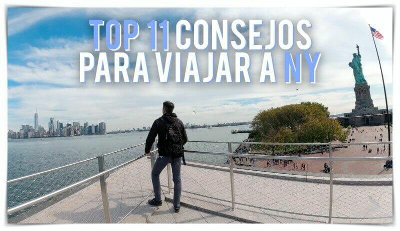 consejos para viajar a New York