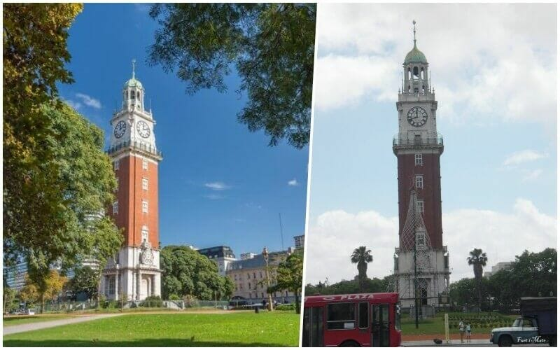 torre de los ingleses - Retiro Buenos aires
