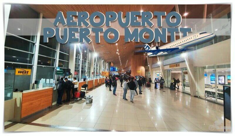 Cómo ir del aeropuerto de Puerto montt al centro
