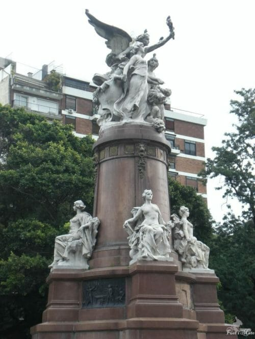 Monumento Francia a la Argentina