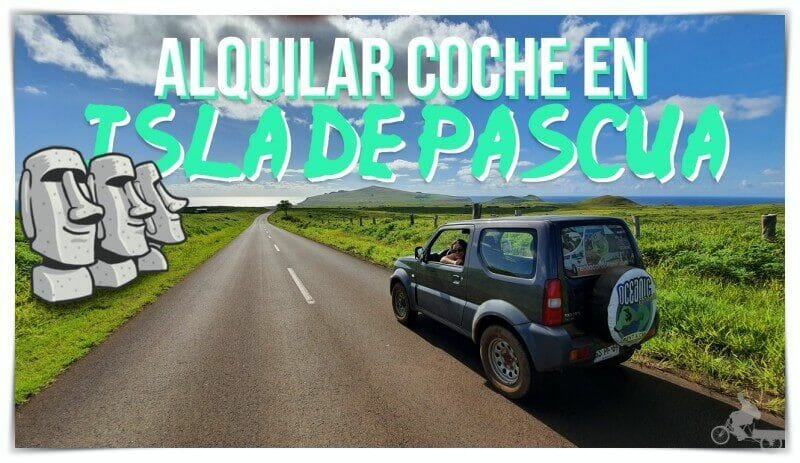 alquilar coche en isla de Pascua