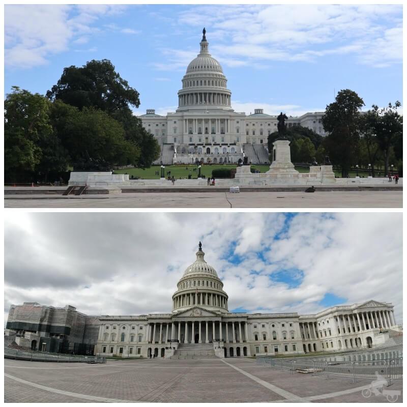 Capitolio Washington