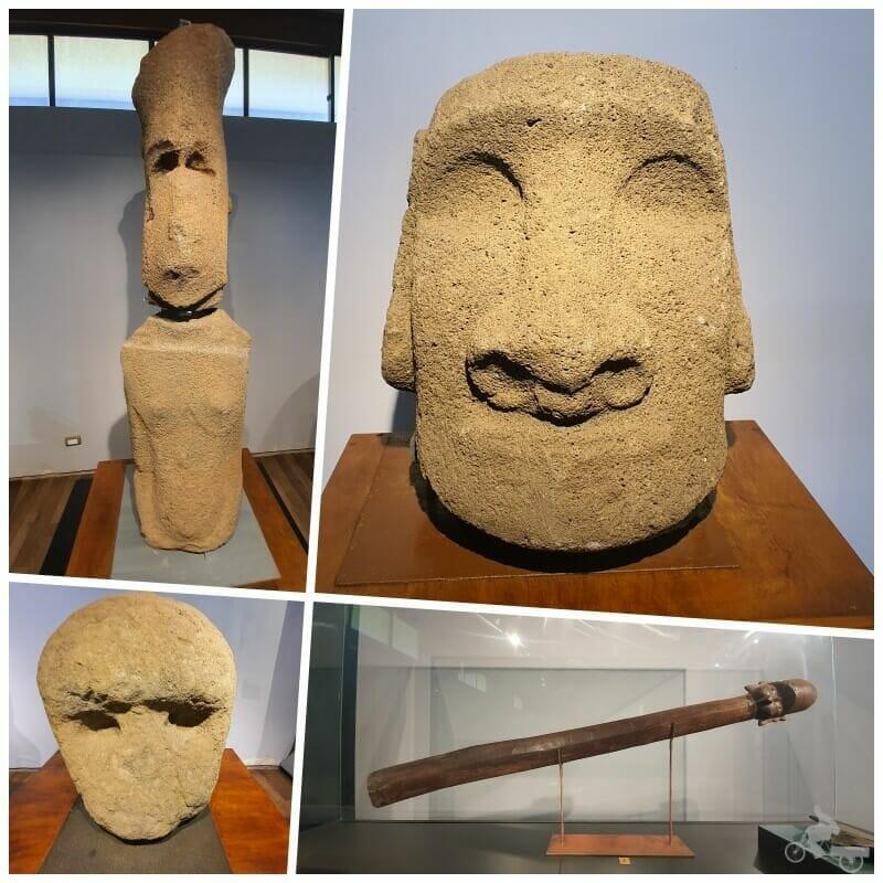 coleccion museo isla pascua