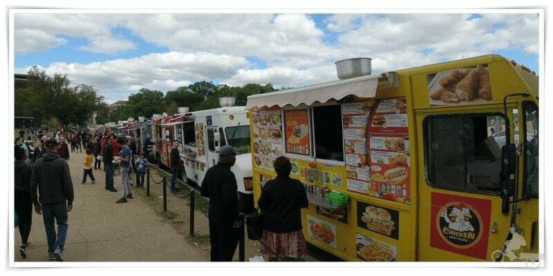 food trucks national mall