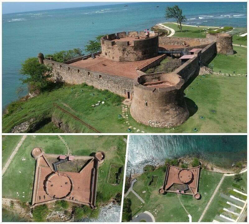 fortaleza de San Felipe república dominicana