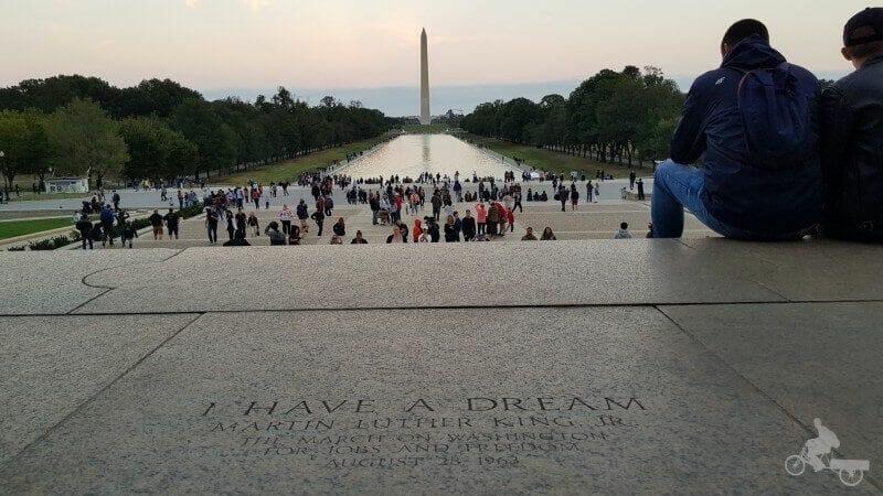 I have a dream - qué ver en Washington en un día