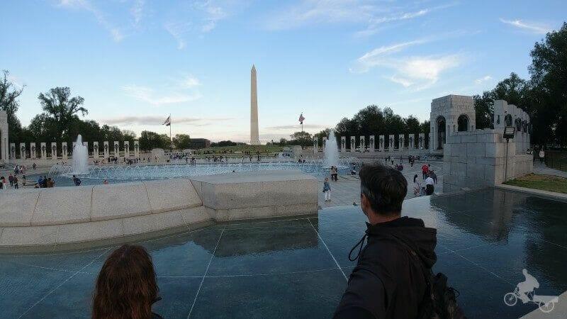 memorial second war qué ver en Washington en un día