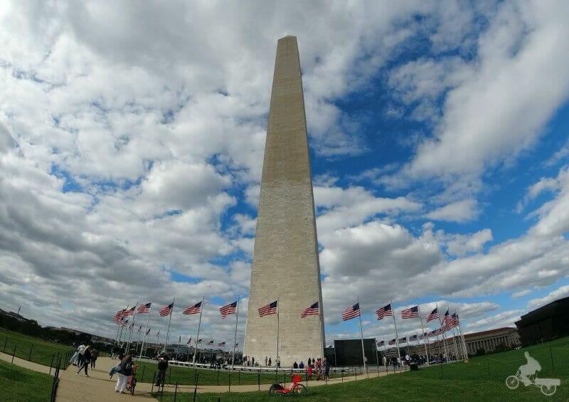 obelisco washington monument - qué ver en Washington en un día