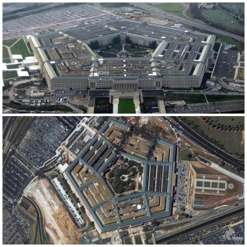 pentagono en washington