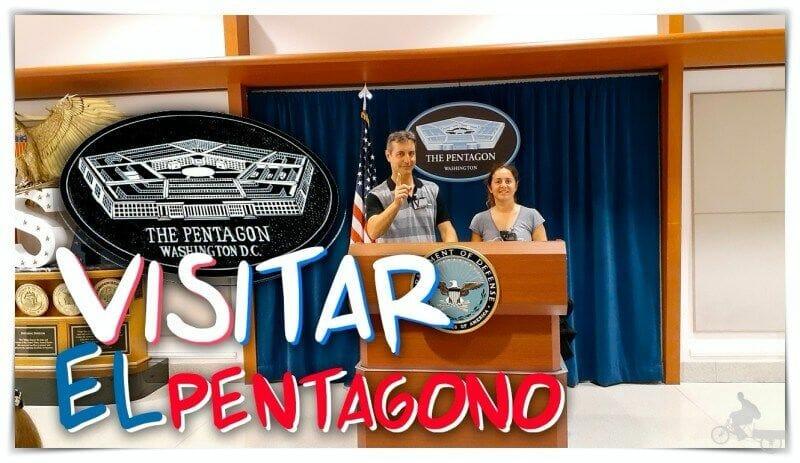 visitar el pentagono