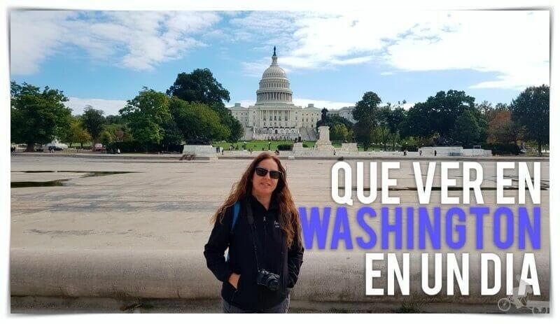 Qué ver en Washington en un día