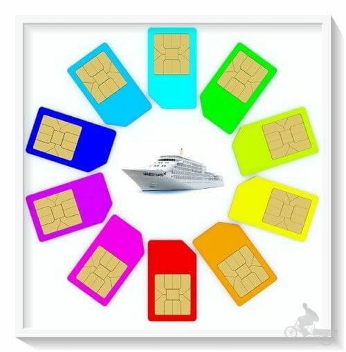 roaming marítimo gastos