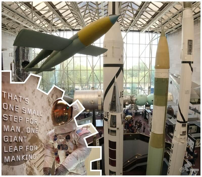 smithsonian museo del aire
