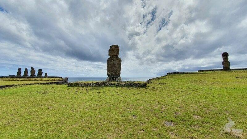 complejo arqueológico de Tahai
