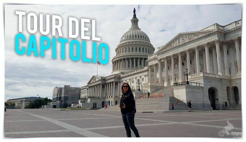 visitar el Capitolio tour