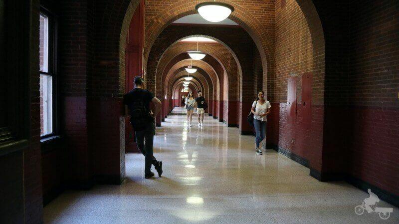 la Universidad de Georgetown