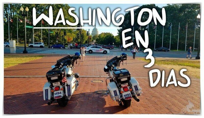 qué ver en Washington en 3 días