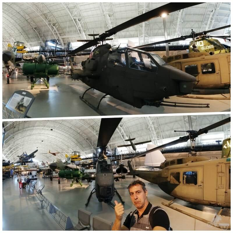 Helicóptero Bell AH-1 Cobra