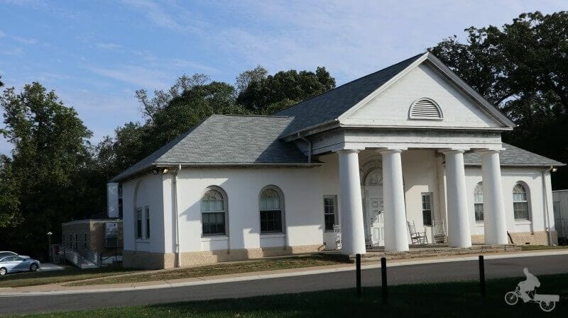 casa general lee arlington house