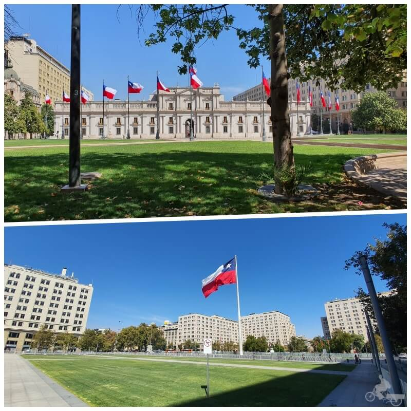 casa de la Moneda de Chile